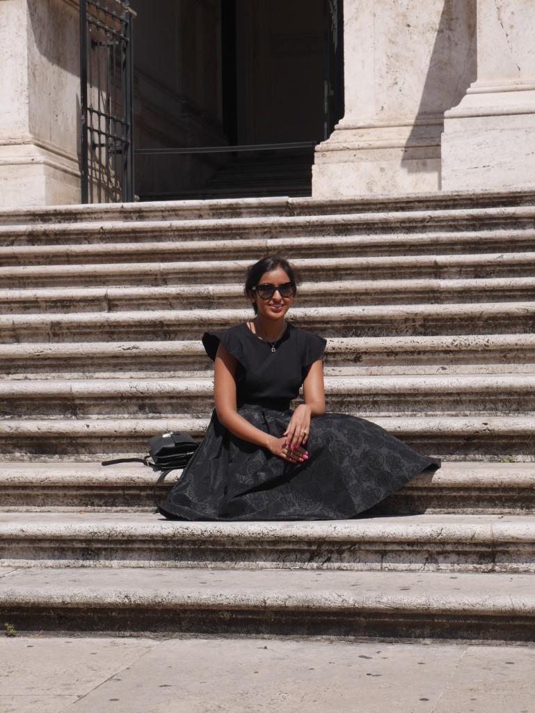 Roaming in Rome 1