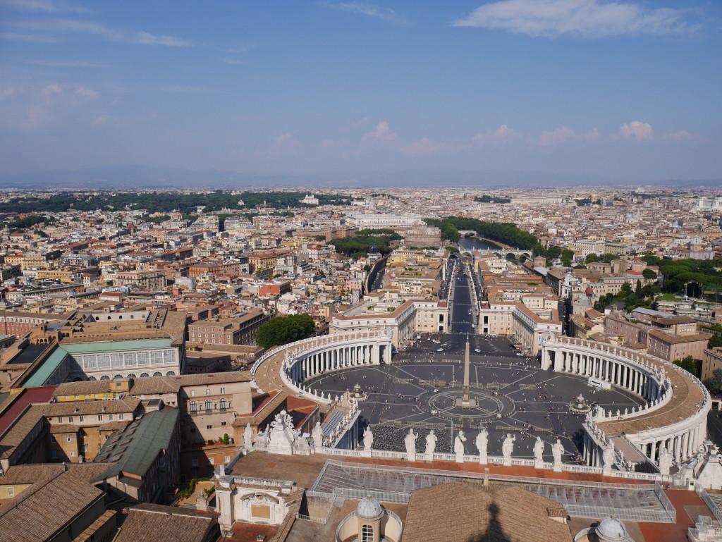 Roaming in Rome 5