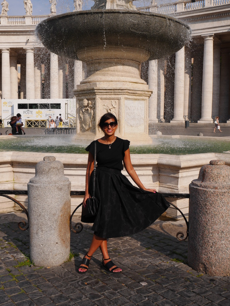Roaming in Rome 2