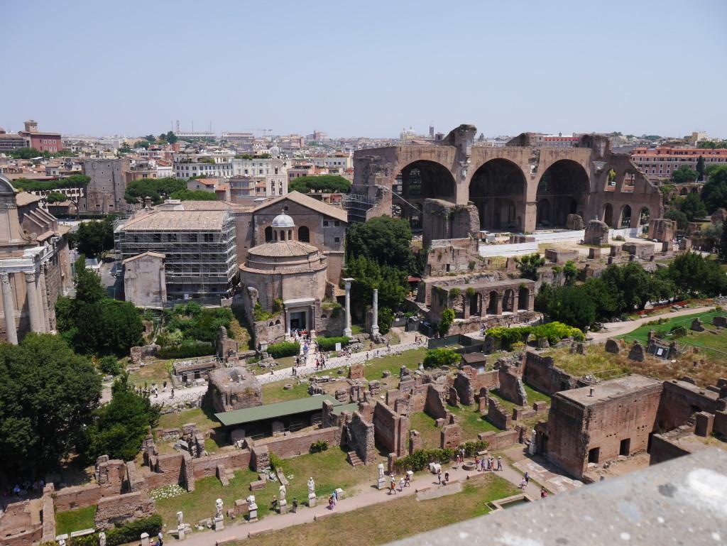 Roaming in Rome 7